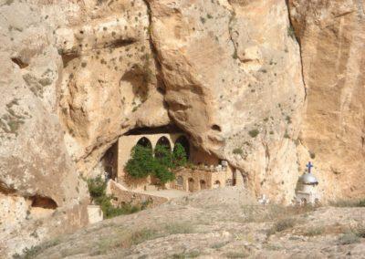 Monastery, Syria